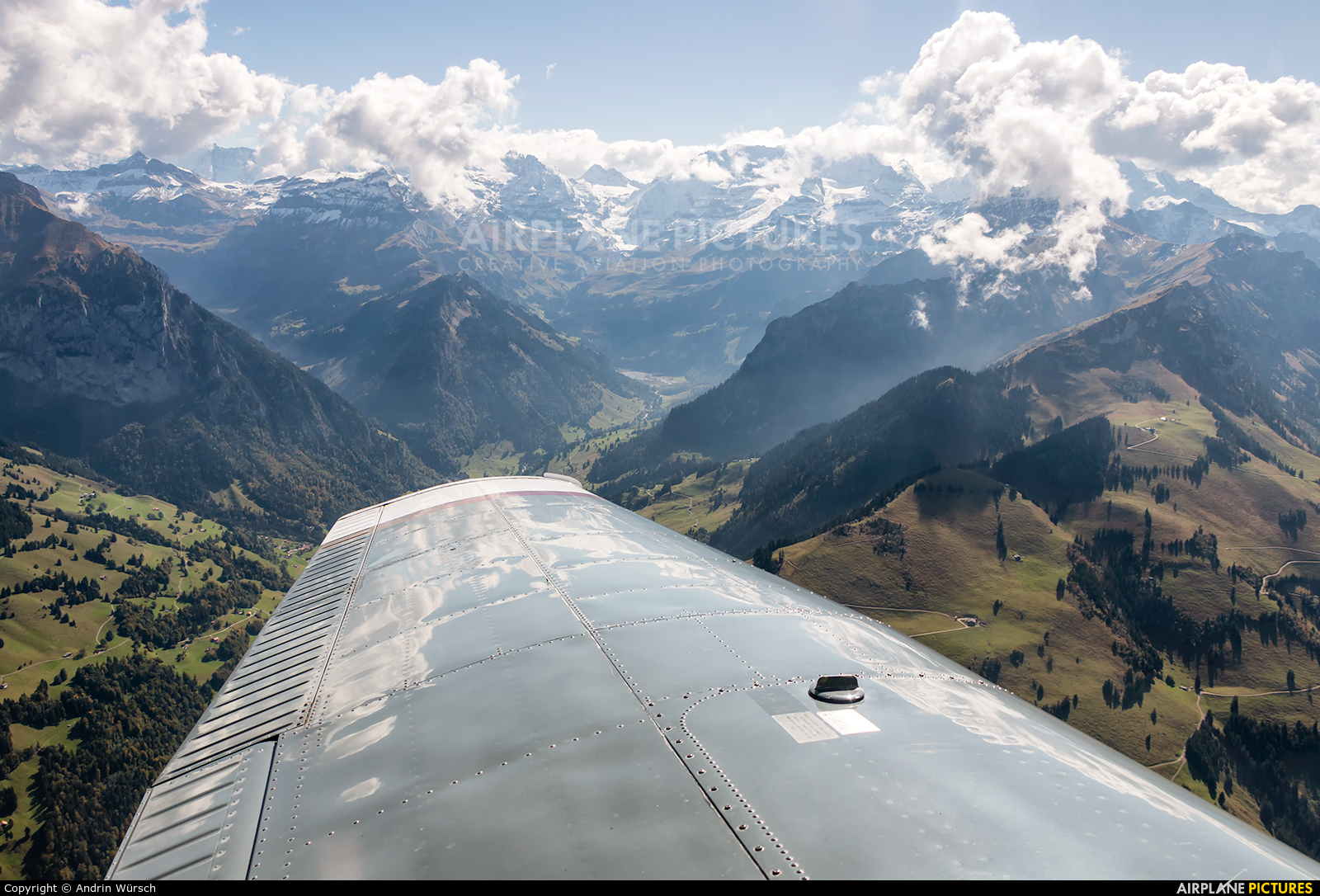 Albis Wings HB-POX aircraft at In Flight - Switzerland
