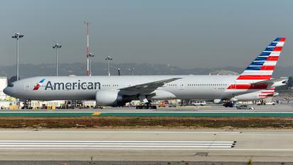 N733AR - American Airlines Boeing 777-300ER