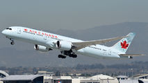 C-FGDX - Air Canada Boeing 787-9 Dreamliner aircraft