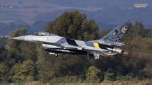 FA-132 - Belgium - Air Force General Dynamics F-16A Fighting Falcon aircraft