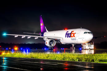 N686FE - FedEx Federal Express Airbus A300F4-605R