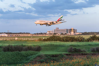 A6-EUE - - Airport Overview - Airport Overview - Photography Location