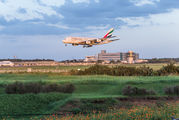 A6-EUE - - Airport Overview - Airport Overview - Photography Location aircraft