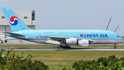 HL7621 - Korean Air Airbus A380