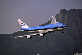PH-BFP - KLM Boeing 747-400