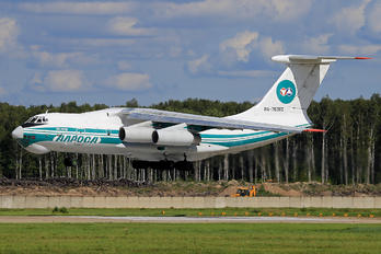 RA-76360 - Alrosa Ilyushin Il-76 (all models)
