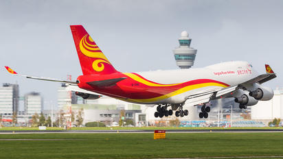 B-1340 - Yangtze River Airlines Boeing 747-400F, ERF
