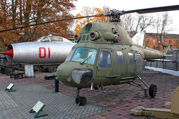 - - Gomel regional museum of military glory Mil Mi-2