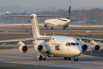 D-ABWA - WDL British Aerospace BAe 146-300/Avro RJ100