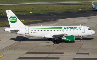 D-ASTC - Germania Airbus A319