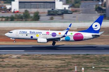 B-1719 - 9 Air Boeing 737-800