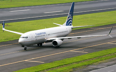 HP-1722CMP - Copa Airlines Boeing 737-800