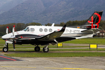 D-ICTR - Private Beechcraft 90 King Air