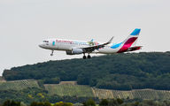 OE-IQD - Eurowings Europe Airbus A320 aircraft