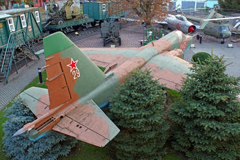 29 - Gomel regional museum of military glory Sukhoi Su-25