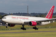 N819AX - Omni Air International Boeing 777-200ER aircraft