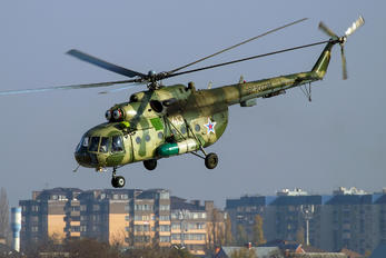 413 - Russia - Air Force Mil Mi-8MT