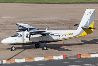 D-IVER - Businesswings Luftfahrtunternehmen de Havilland Canada DHC-6 Twin Otter