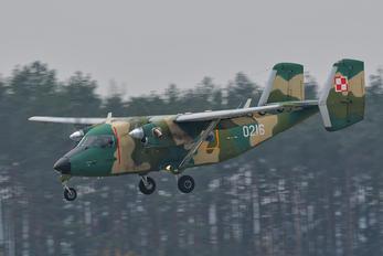 0216 - Poland - Air Force PZL M-28 Bryza