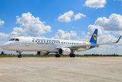 UR-EMA - Ukraine International Airlines Embraer ERJ-190 (190-100) aircraft