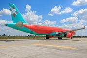UR-WRJ - Windrose Air Airbus A321 aircraft