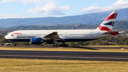 G-MMT - British Airways Boeing 777-200ER
