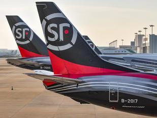 B-2017 - SF Airlines Boeing 737-400SF