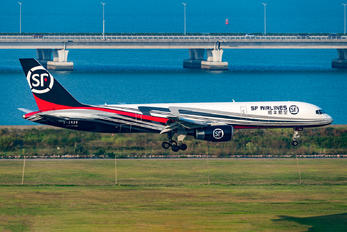 B-2826 - SF Airlines Boeing 757-200