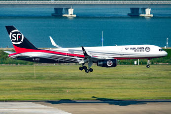 B-1578 - SF Airlines Boeing 767-200F