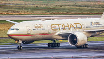 A6-LRC - Etihad Airways Boeing 777-200LR aircraft