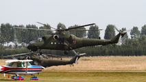 732 - Poland - Army Mil Mi-24V aircraft