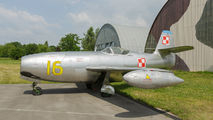 16 - Poland - Air Force Yakovlev Yak-23 aircraft