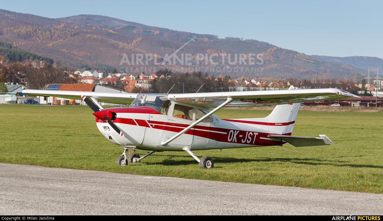 Aeroklub Hodkovice OK-JST aircraft at Prievidza