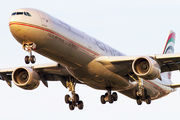 A6-EHI - Etihad Airways Airbus A340-600 aircraft