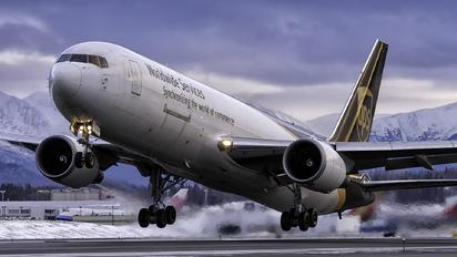 N336UP - UPS - United Parcel Service Boeing 767-300F