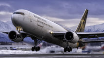 N336UP - UPS - United Parcel Service Boeing 767-300F aircraft