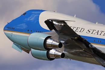28000 - USA - Air Force Boeing VC-25A