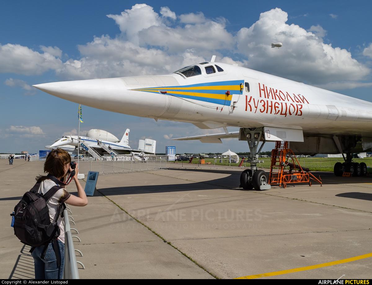 Russia - Air Force RF-94100 aircraft at Ramenskoye - Zhukovsky