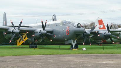 WR977 - Royal Air Force Avro 716 Shackleton MR.3