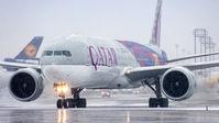 #3 Qatar Airways Boeing 777-300ER A7-BAE taken by Phillip Lewis