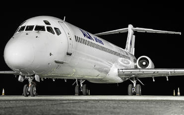 LZ-DEO - ALK Airlines McDonnell Douglas MD-82