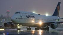 D-ABVU - Lufthansa Boeing 747-400 aircraft