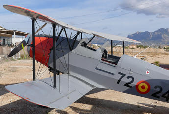 EC-FSS - Aeroclub de Alicante Bücker Bü.131 Jungmann