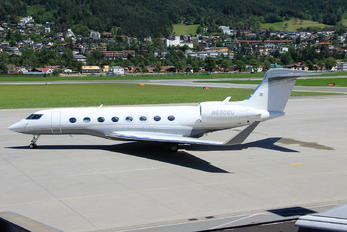 N650GU - Private Gulfstream Aerospace G650, G650ER