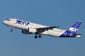F-HEPC - Joon Airbus A320