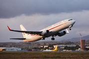 7T-VKR - Air Algerie Boeing 737-800 aircraft