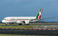 XCMEX - Mexico - Air Force Boeing 787-8 Dreamliner aircraft