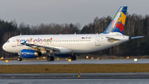 SP-HAG - Small Planet Airlines Airbus A320 aircraft