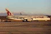 A7-BCL - Qatar Airways Boeing 787-8 Dreamliner aircraft