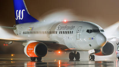 LN-RRY - SAS - Scandinavian Airlines Boeing 737-600